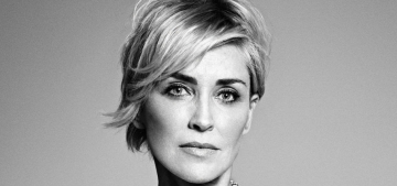 Sharon Stone shades 'Law & Order: SVU', calls it 'so bad' & 'the back of the line'