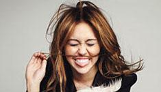 Miley Cyrus: 'Jennifer Aniston is so classy'