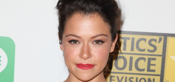 Tatiana Maslany: It's sexist to tell me to wax my mustache or shave my pits