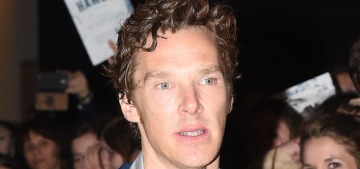Benedict Cumberbatch's 'Hamlet' got a major rewrite while still in previews