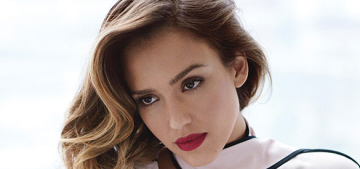 Jessica Alba on Goop comparisons: 'It's unfair to lump actresses together'
