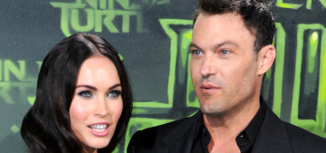 Megan Fox & Brian Austin Green have separated after 11 years together