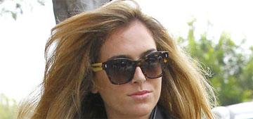 Affleck nanny Christine Ouzounian's casual style, western belt: yay or nay?
