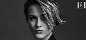 Evan Rachel Wood on dating Marilyn Manson: 'I thought I was in love'
