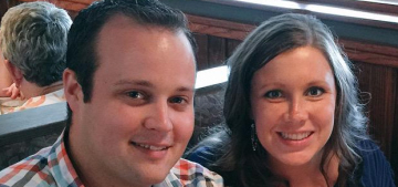 Anna Duggar 'will never leave' Josh, she'll try to 'absorb some of the blame'