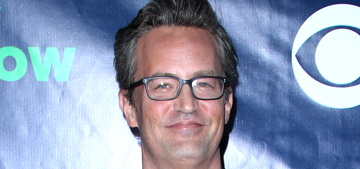 Matthew Perry: 'You can't have a drug problem and expect to solve it in 28 days'