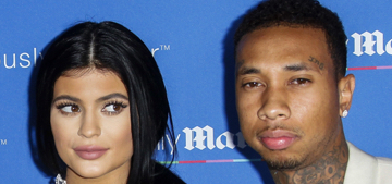 Tyga is getting paid $500k to appear as Kylie Jenner's man on 'KUWTK': shady?