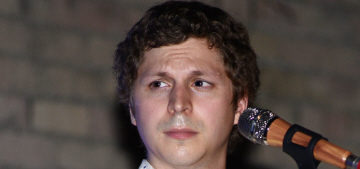 Star: Michael Cera is 'obnoxious, rude and he treats women like objects'