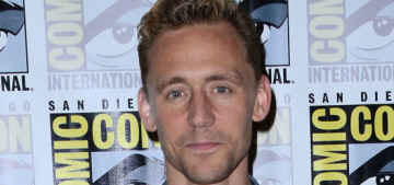 Tom Hiddleston is pretty much like Vivien Leigh, says 'I Saw the Light' director