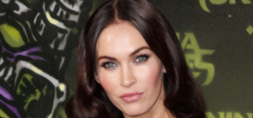 Megan Fox filed for divorce because she's so beautiful & work-oriented