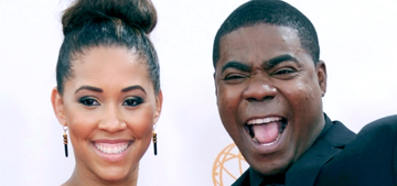 Tracy Morgan married Megan Wollover as he continues recovering from his accident