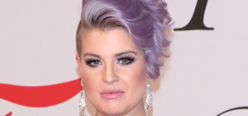 Kelly Osbourne says she got heat for Trump comments because of Guiliana Rancic