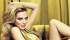Scarlett Johansson's Moet & Chandon champagne ads