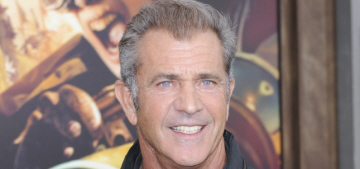 Mel Gibson is back to assaulting women & dropping c-bombs, allegedly