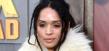 Zoe Kravitz says Lisa Bonet is 'disgusted and concerned' by Bill Cosby's behavior