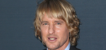 Owen Wilson: Donald Trump is the Charlie Sheen of presidential candidates