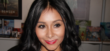 Snooki denies that her husband Jionni LaValle had an Ashley Madison account