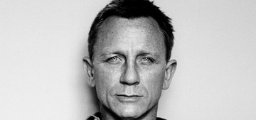 Daniel Craig's go-to hangover cure: 'There's this thing called Pedialyte'