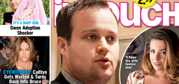 In Touch: Danica Dillon claims Josh Duggar was 'verbally abusive' to her