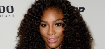 Serena Williams: 'If they want to market someone white & blond, that's their choice'