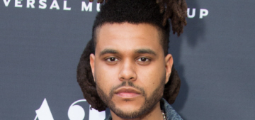 2015 MTV VMAs Open Post: Hosted by The Weeknd's inability to feel his face