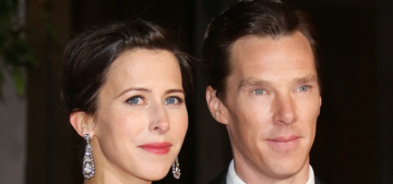 Did Benedict Cumberbatch name his son Christopher Carlton Cumberbatch?