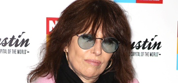Chrissie Hynde to her fellow rape survivors: 'You have to take responsibility'
