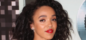 FKA Twigs on her questionable lyrics: 'I feel like I'm in control of my submission'