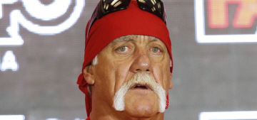 Hulk Hogan: 'I'm not a racist but I never should have said what I said'