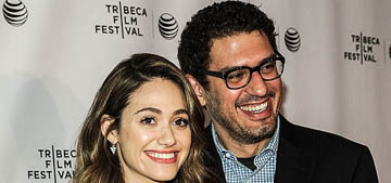 Emmy Rossum engaged to 'Mr. Robot' creator Sam Esmail: will they make it?