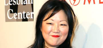Margaret Cho joked about Miley's 'pot and patchouli' dreadlocks on 'Fashion Police'