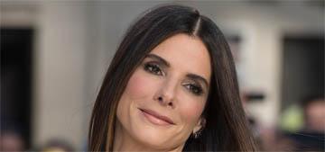 Sandra Bullock's hot new salt and pepper boyfriend revealed: 'He's a great guy'