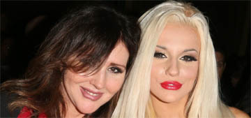 Courtney Stodden's mom regrets letting her 16 yr-old daughter marry a 51 yr-old
