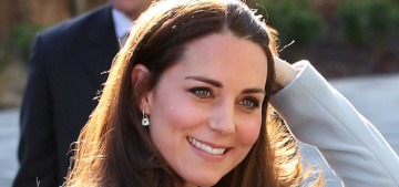 Duchess Kate & Prince William won't bring George & Charlotte on tour next year