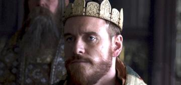 All hail the new full-length 'Macbeth' trailer: all hail Michael Fassbender?