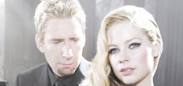 The Canadian dream is dead: Avril Lavigne & Chad Kroeger announce separation