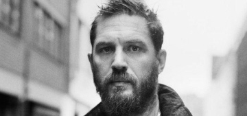 Tom Hardy covers Shortlist, admits he thought 'Legend' would be 'rubbish'