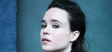 Ellen Page came out because 'You have f–king privilege, so do something with it'
