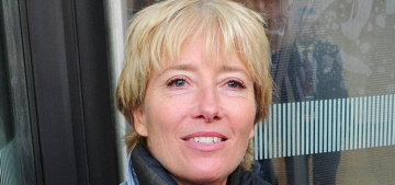 Emma Thompson: 'If I see yet another Spider-Man, I'm going to hang myself'