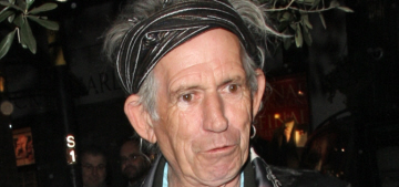 Keith Richards: Rap is for the 'tone deaf' & 'Rap – so many words, so little said'