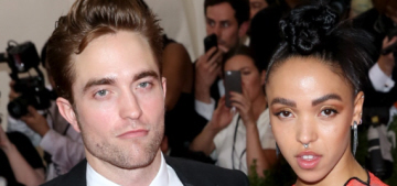 Robert Pattinson & FKA Twigs 'have definitely drifted' & they're barely speaking