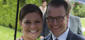 Princess Victoria & Prince Daniel are expecting their second child, due in March