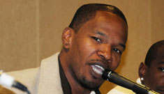 Jamie Foxx's stalker arrested in Philadelphia