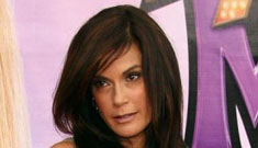 Teri Hatcher is a diva on the Desperate Housewives set