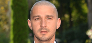 Shia LaBeouf premieres 'Man Down' in Venice, says the film made him suicidal