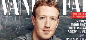 Mark Zuckerberg is #1 on Vanity Fair's 'New Establishment' list: justified?
