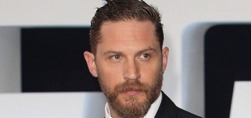 Tom Hardy on his chav past: 'I've got no shame about my MySpace photos'