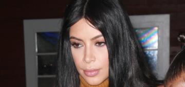 Kim Kardashian & Kanye are sleeping separately because she farts too much