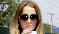 Lindsay Lohan's rep denies she's on a liquid diet