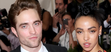 FKA Twigs & Robert Pattinson are 'excited to be married, enormously happy'